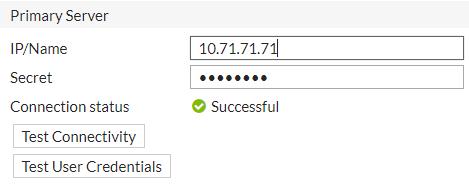 OTP Fortigate VPN